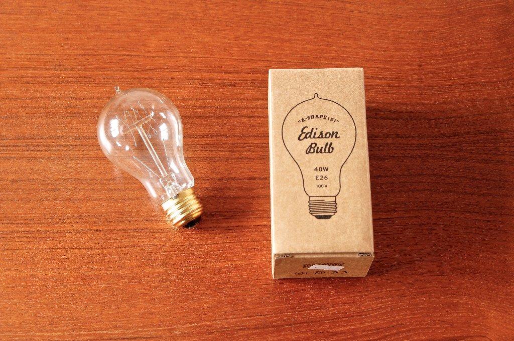 "Edison Bulb ""A-Shape (S)""の画像"