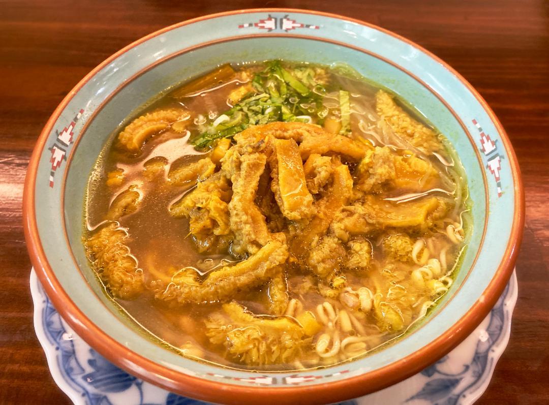 ソトババット(牛モツ煮スープ)/Soto babat 【Halal】画像