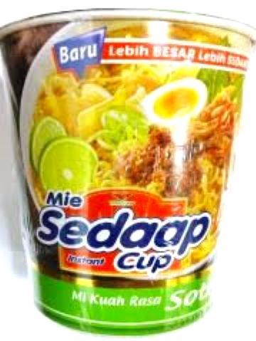 ミーセダップ カップ(ソトミ―・チキン野菜味)/ Mi Sedaap Cup Sotomie画像