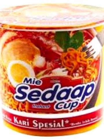 ミーセダップ カップ(カレースペシャル)/ Mi Sedaap Cup Kari Special画像