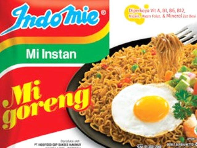 INDOMIE インドミーミーゴレン / Mi goreng Fried Noodles画像