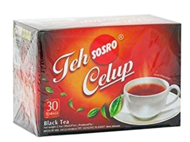 SOSRO ティーバッグ / Tea bags 2gx30bags画像