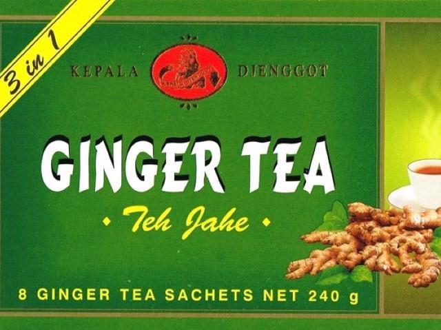 ジンジャーティー / Teh Jahe Ginger Tea /KEPALA DJENGGOT画像