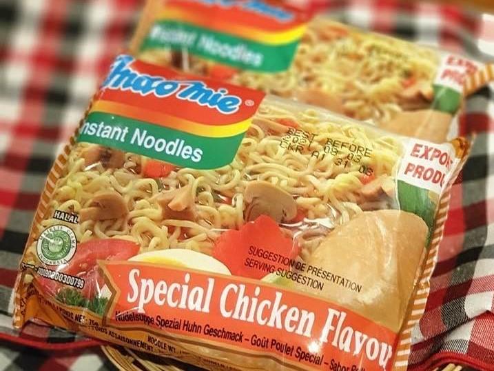 INDOMIE インドミースペシャルチキン味 / Special chichen flaver画像