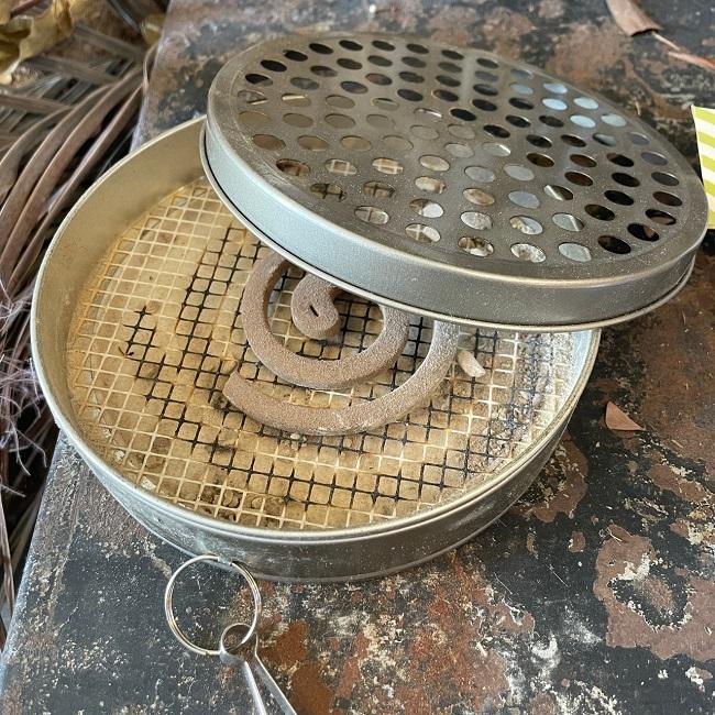 蚊取り線香容器画像
