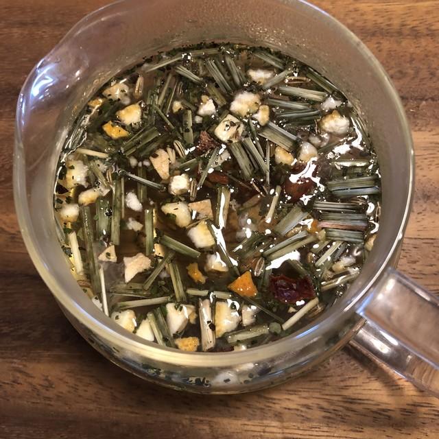 消化力 ティーパック 10包【有機薬草茶】画像