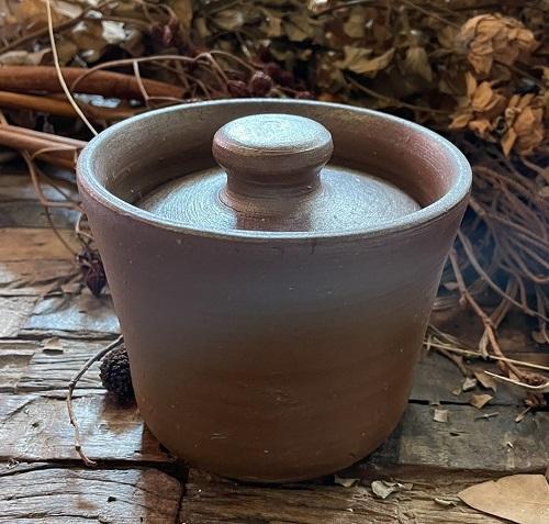 浅漬けを作る備前焼き陶器画像