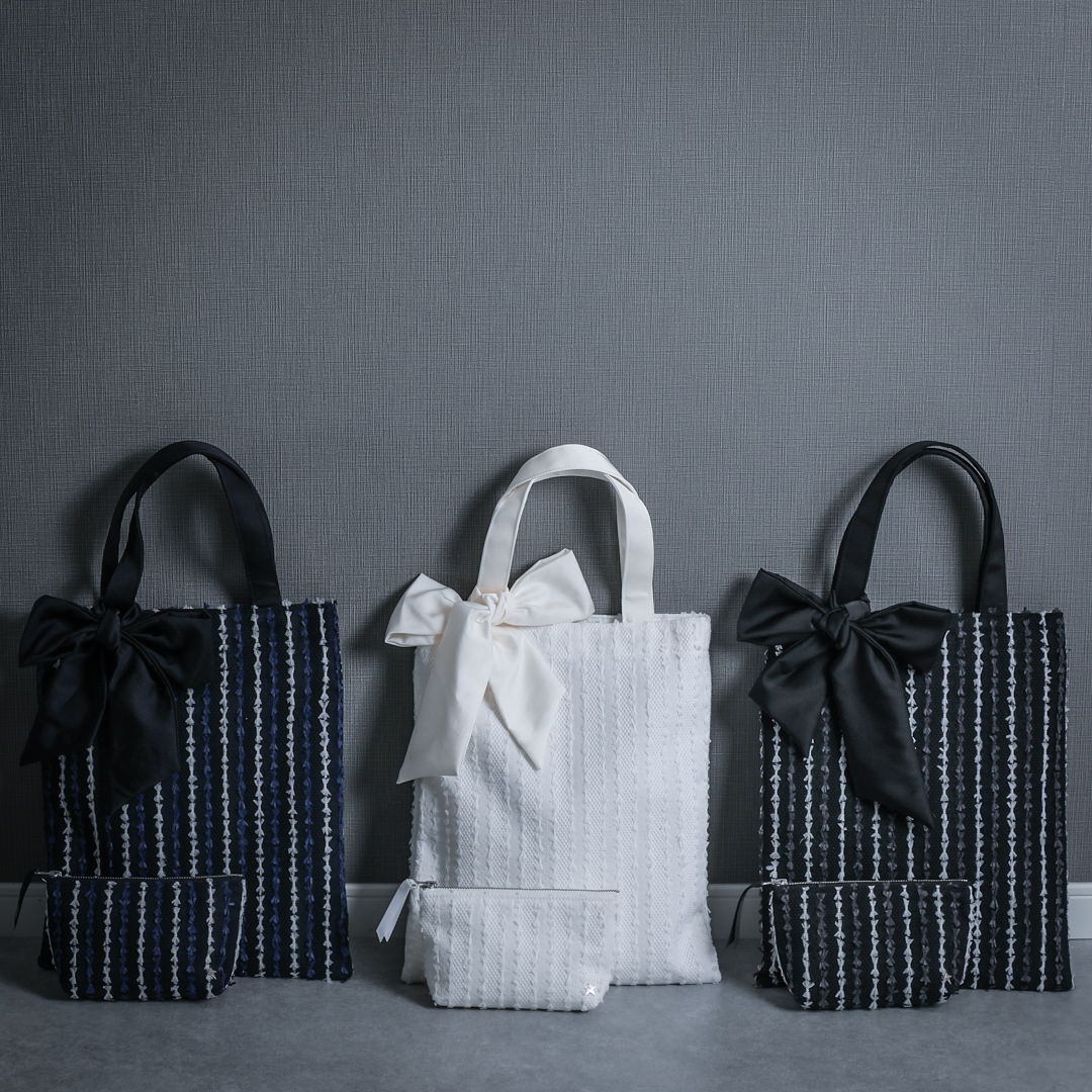 『Fayette』Tote Bag 【全3色】画像