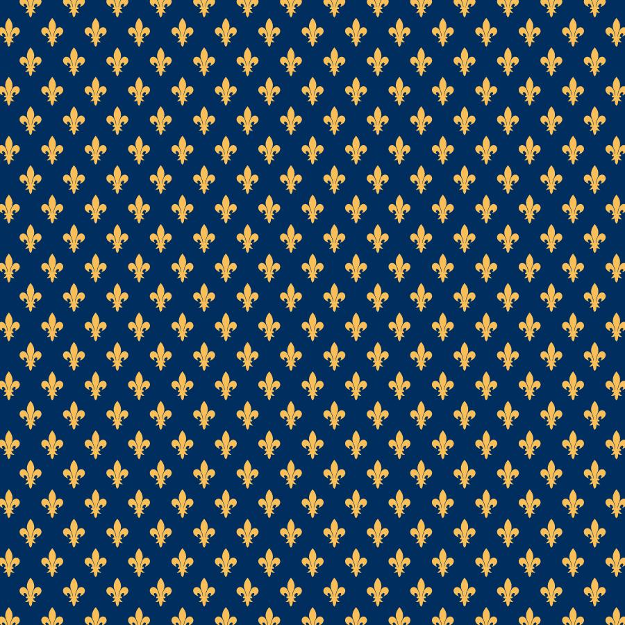 ゆりの紋章(かべ)の画像