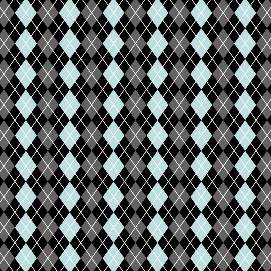 ブラックアーガイル(かべ)の画像