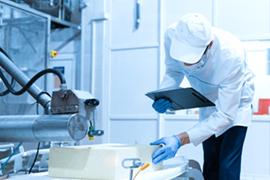 食品工場、医科、理化学、工業試験等