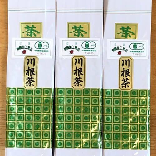 杉谷さんの緑茶(有機JAS)画像