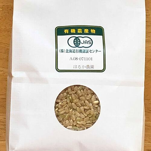 はるか農園 自然栽培のお米(玄米1kg)の画像