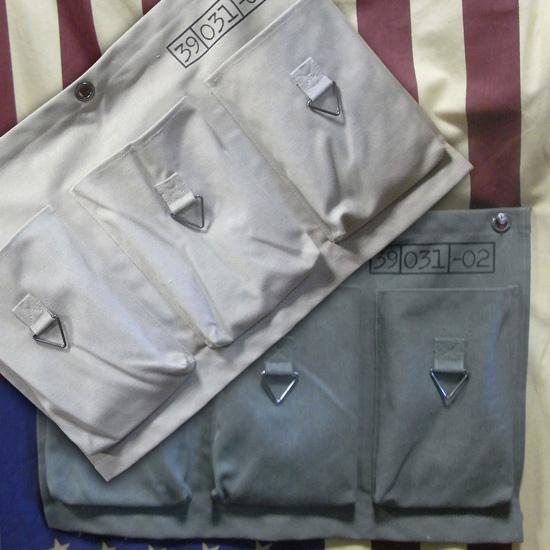 ウォールポケット 壁面収納 3ポケット インテリア アメリカン雑貨画像