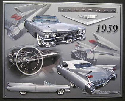 マスタング BOSS429 ブリキ看板 アメリカン雑貨の画像