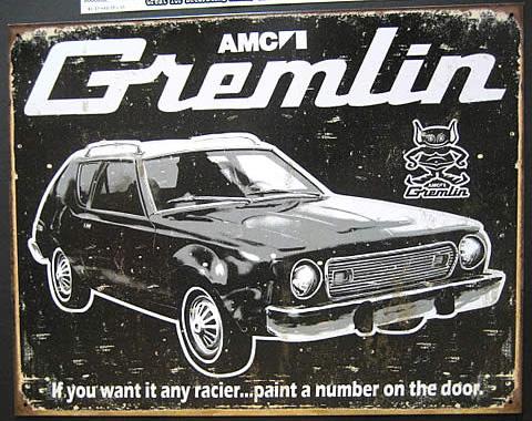 クライスラー ブリキ看板 アメリカン雑貨の画像