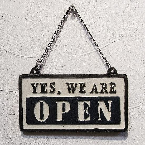 ダルトン リバーシブル オープンクローズ看板 サイン看板 アメリカン雑貨画像
