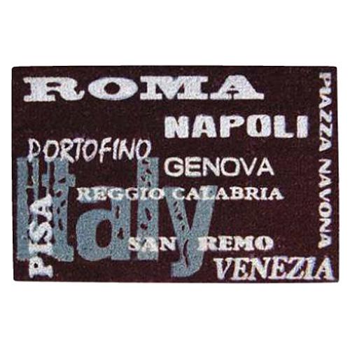コイアマット 玄関マット ROMA アメリカン雑貨画像