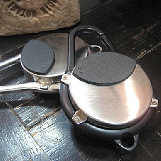 カラビナ携帯灰皿 灰皿の画像