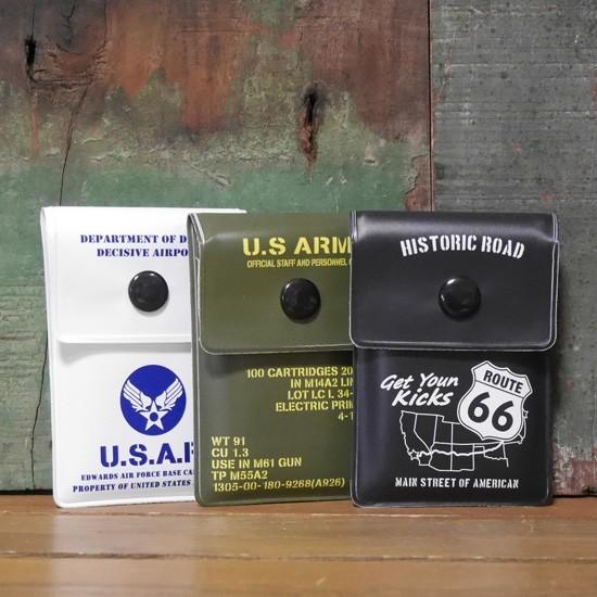 アメリカン ハンディ アッシュトレイ 携帯灰皿 灰皿の画像