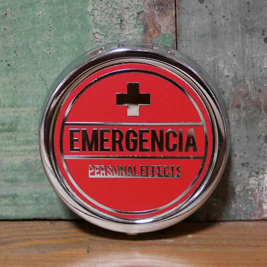 EMERGENCIA 携帯灰皿 ダルトン PORTABLE ASHTRAY 携帯灰皿 灰皿の画像