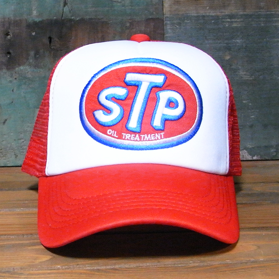 STP メッシュキャップ アメカジ アメリカン雑貨の画像