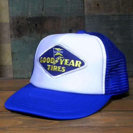 グッドイヤー メッシュキャップ GOOD YEAR 帽子 アメカジ アメリカン雑貨の画像
