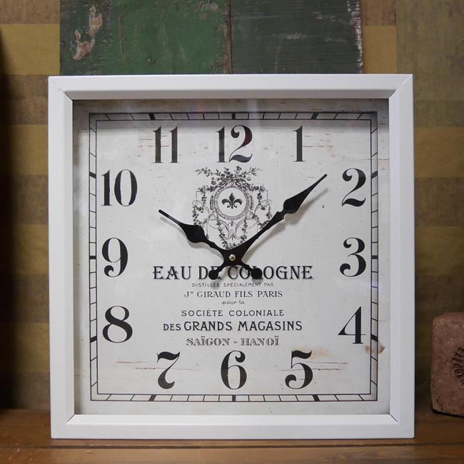 E.D.C.レクトクロック コベントガーデン 掛け時計 アンティーク画像