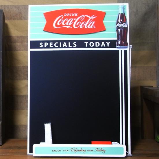 コカ・コーラ 黒板 メッセージボード アメリカ雑貨の画像