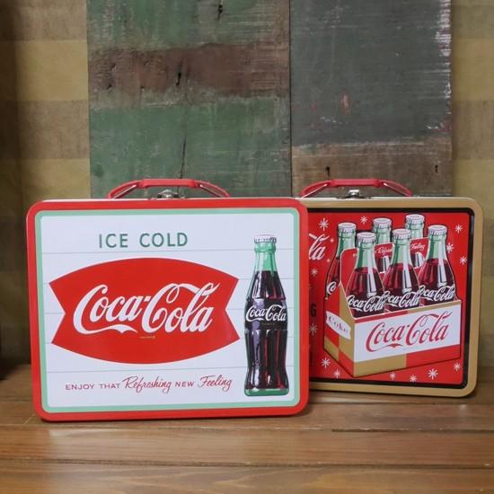 コカコーラ ランチボックス coca cola 弁当箱 アメリカ雑貨の画像
