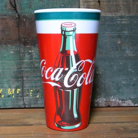 コカコーラ メラミン タンブラーカップ コップ アメリカン雑貨の画像