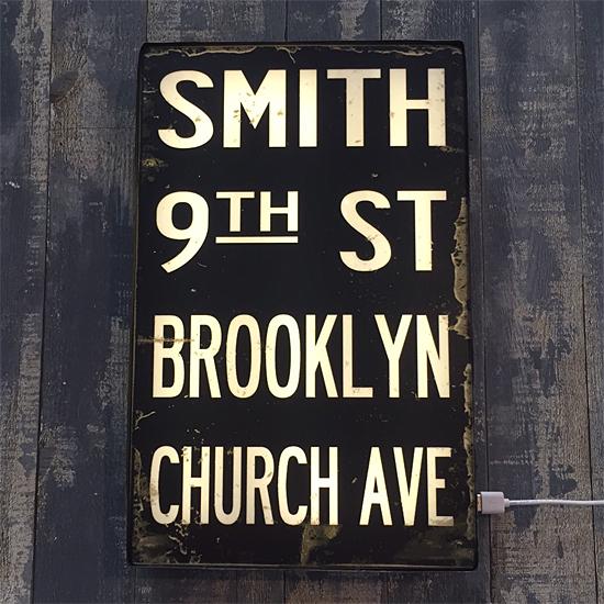 LED サインライト【 SMITH】 アメリカン雑貨の画像