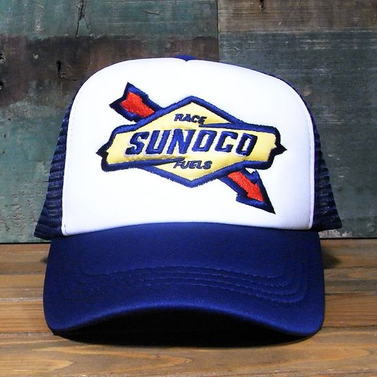 SUNOCO メッシュ キャップ 帽子 スノコ アメリカンメッシュキャップ 画像