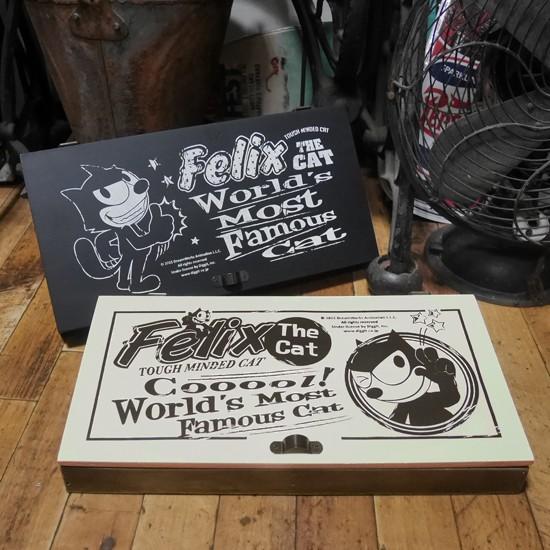 フィリックス ウッデンマルチケース 小物入れ FELIX アクセサリーケース アメリカン雑貨の画像