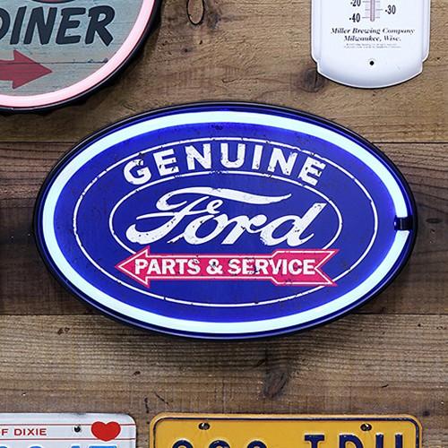 フォード LED ロープ ネオンサイン FORD アメリカンインテリアの画像