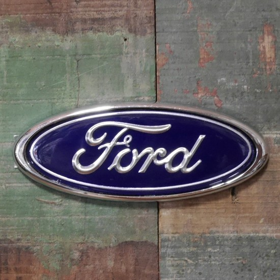 フォード プラスチック ステッカー FORD STICKER アメリカン雑貨の画像