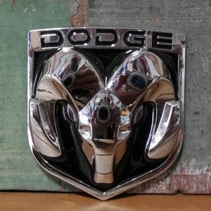 ダッジ スチール ステッカー DODGE   STICKER アメリカン雑貨の画像