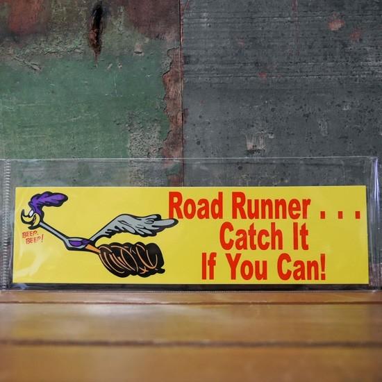 ロードランナー レーシングステッカー バンパー アメリカン ウォールステッカー アメリカン雑貨の画像