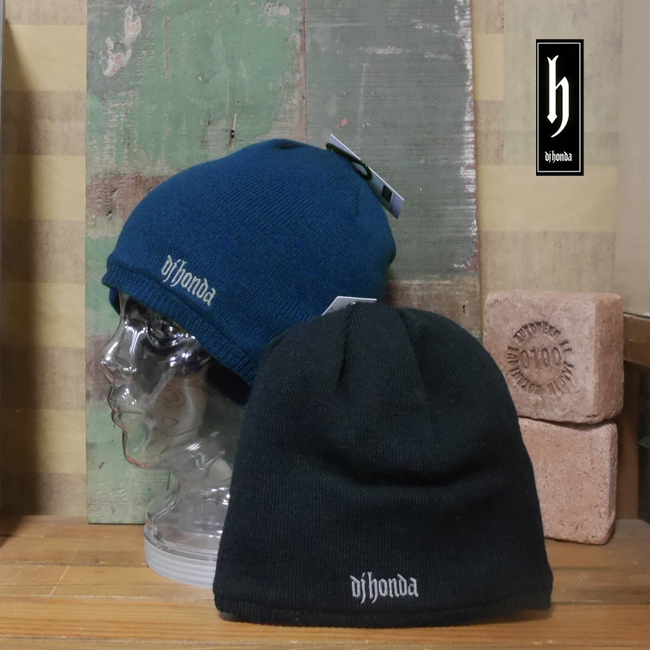 djhonda ニットキャップ ディージェーホンダ ニット帽子 アメカジ アメリカン雑貨の画像
