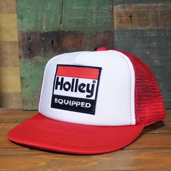 ホーリー メッシュ キャップ Holley 帽子 モーター系 アメカジ アメリカン雑貨の画像