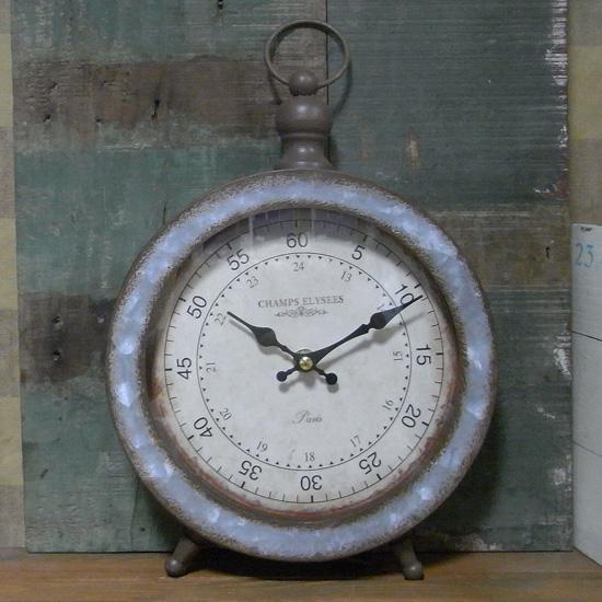アンティーククロック 置時計 インテリア レトロ 掛け時計 レトロ雑貨の画像