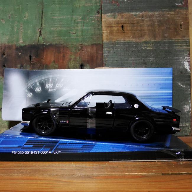 JADA ワイルドスピード 日産 レトロミニカー FAST&FURIOUS BRIAN'S NISSAN SKYLINE 2000 GT-R 1/24の画像