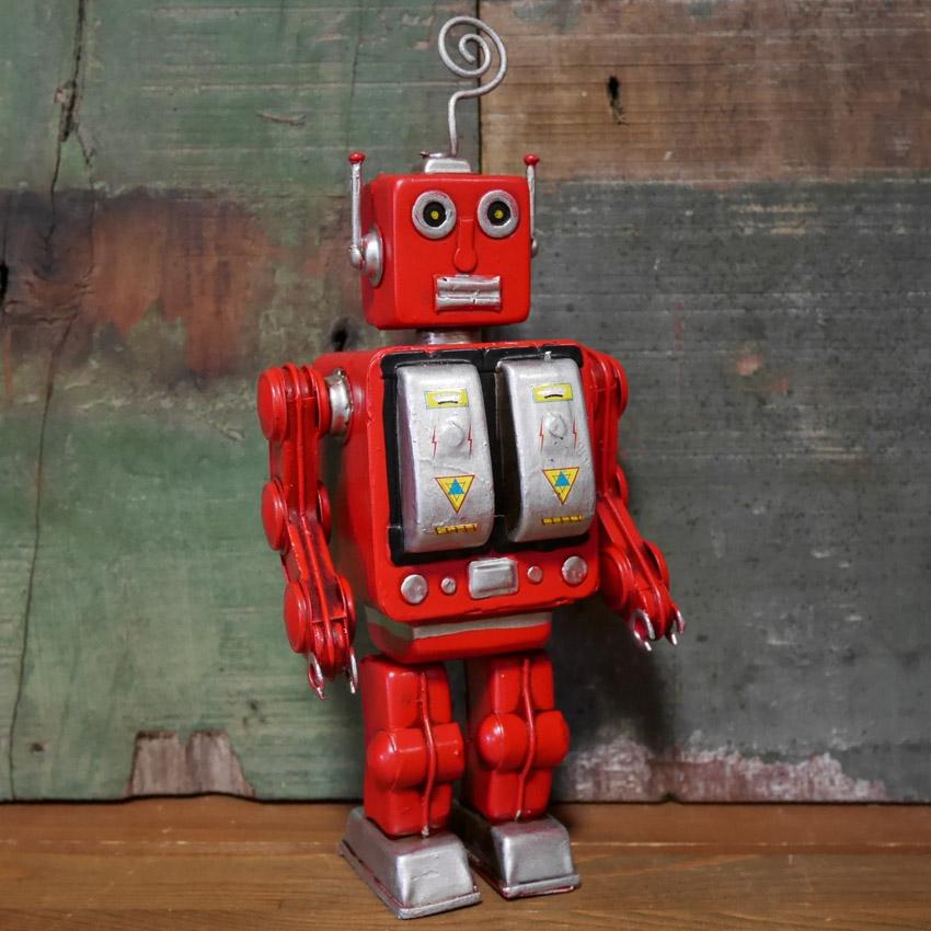 ブリキロボ ブリキのおもちゃ インテリア オブジェ スターストライダー アメリカン雑貨画像