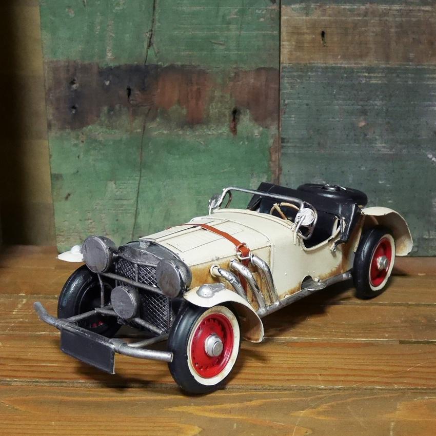 ヴィンテージカー クラシックカー ホットロッド ブリキのおもちゃ アメリカン雑貨画像