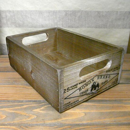 ダルトンウッドボックス  収納ボックス  インテリア雑貨 アメリカン雑貨の画像