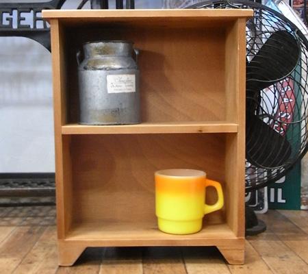 スパイスラック 木製ラック 飾り棚 インテリア雑貨 アメリカン雑貨の画像