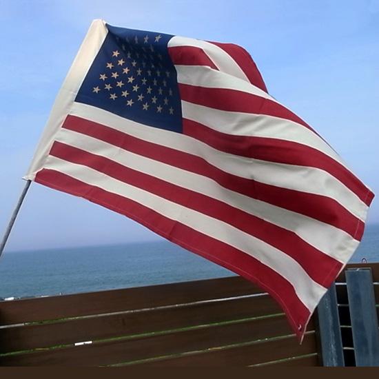 星条旗 USA フラッグ タペストリー アメリカン雑貨画像