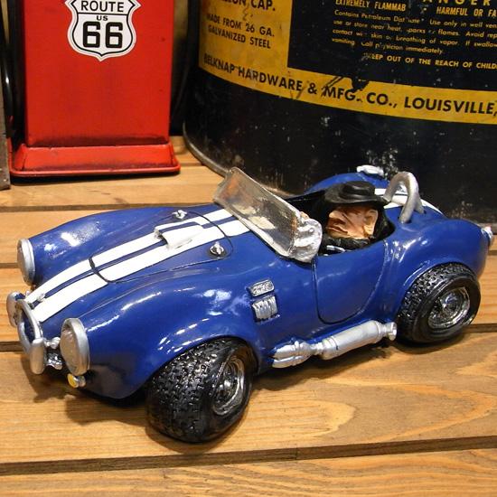 インテリア スポーツカー Bang Bang Car 置物 アメリカン雑貨の画像