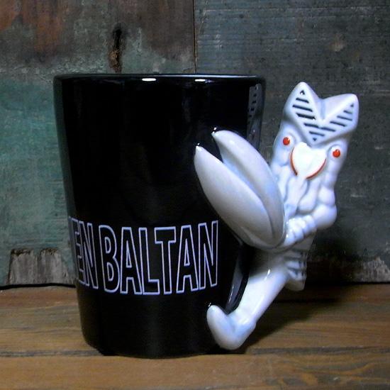 ウルトラマンモンスターズ マグカップ シンジカトウ バルタン星人 アメリカン雑貨 の画像