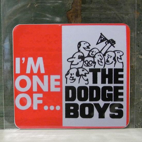 DODGE BOYS PVC  ステッカー シール アメリカン雑貨の画像